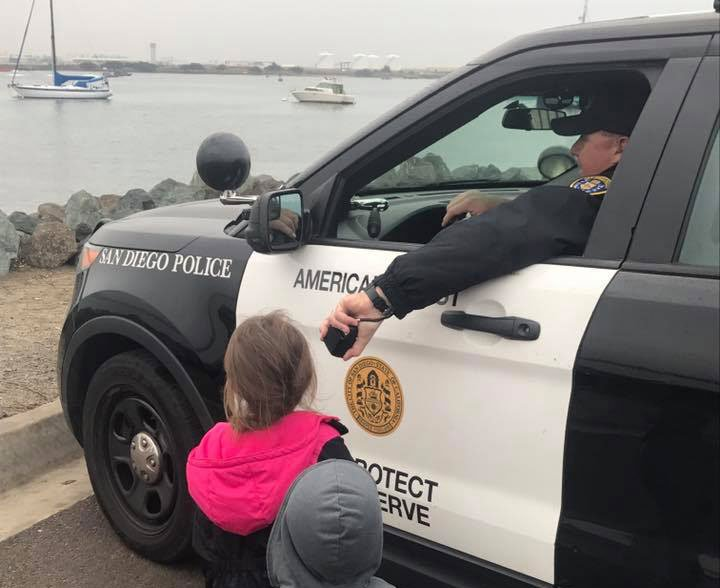 Police With Kids - Community Relations