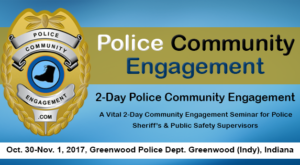 Police Community Engagement - Vital 2-Day Seminar for Police, Sheriff's & Public Safety Supervisors