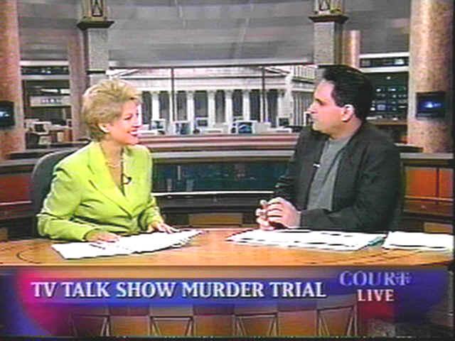 Chris Ryan interview regarding murder trial case