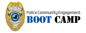 Police Community Engagement Boot Camp Logo 2